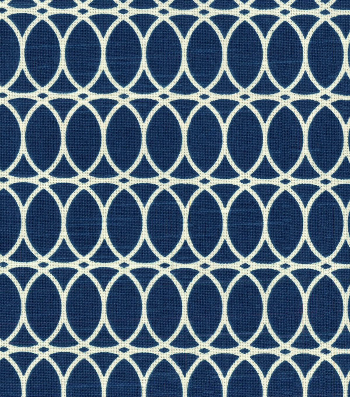 HGTV Home Upholstery Fabric 54\u0022-Curl Up Lapis