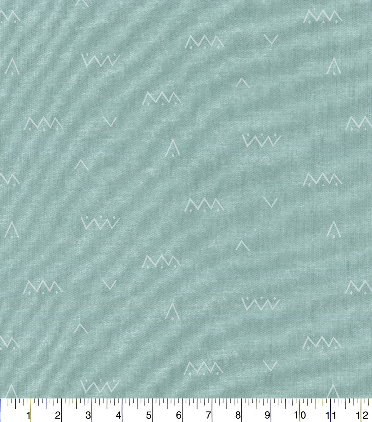 Waverly Upholstery Décor Fabric 9\u0022x9\u0022 Swatch-Arrow Solid Seaglass