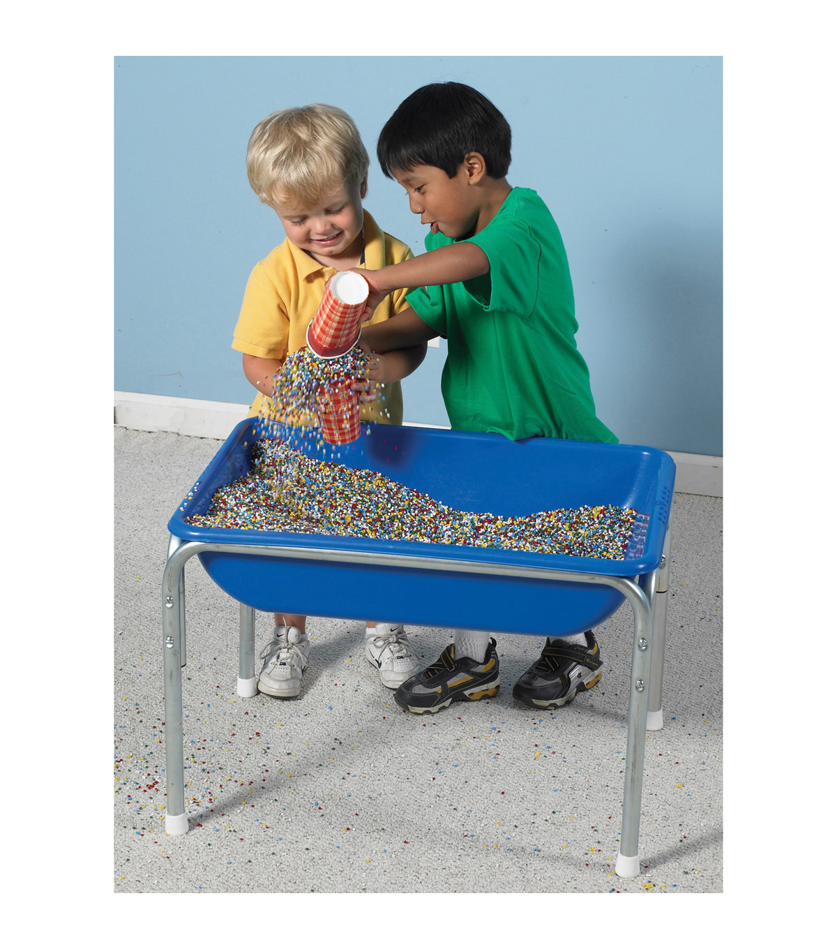 Children\u0027s Factory Multi-Colored Kidfetti Play Pellets, 10 lbs.