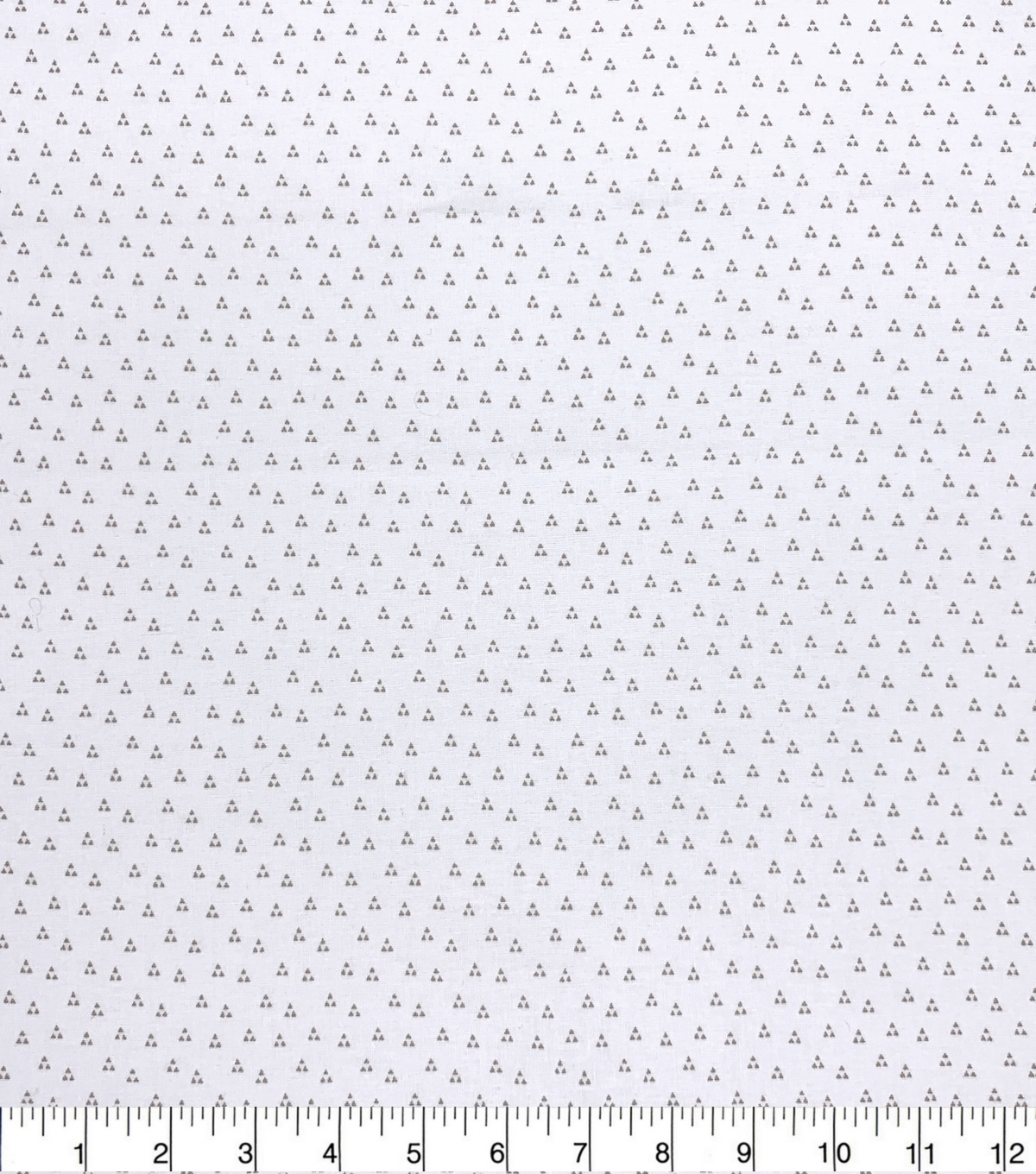 Keepsake Calico Cotton Fabric-White Ditsy Geo