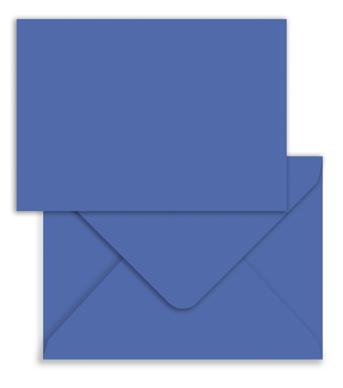 Park Lane A7 Cards & Envelopes-Blue