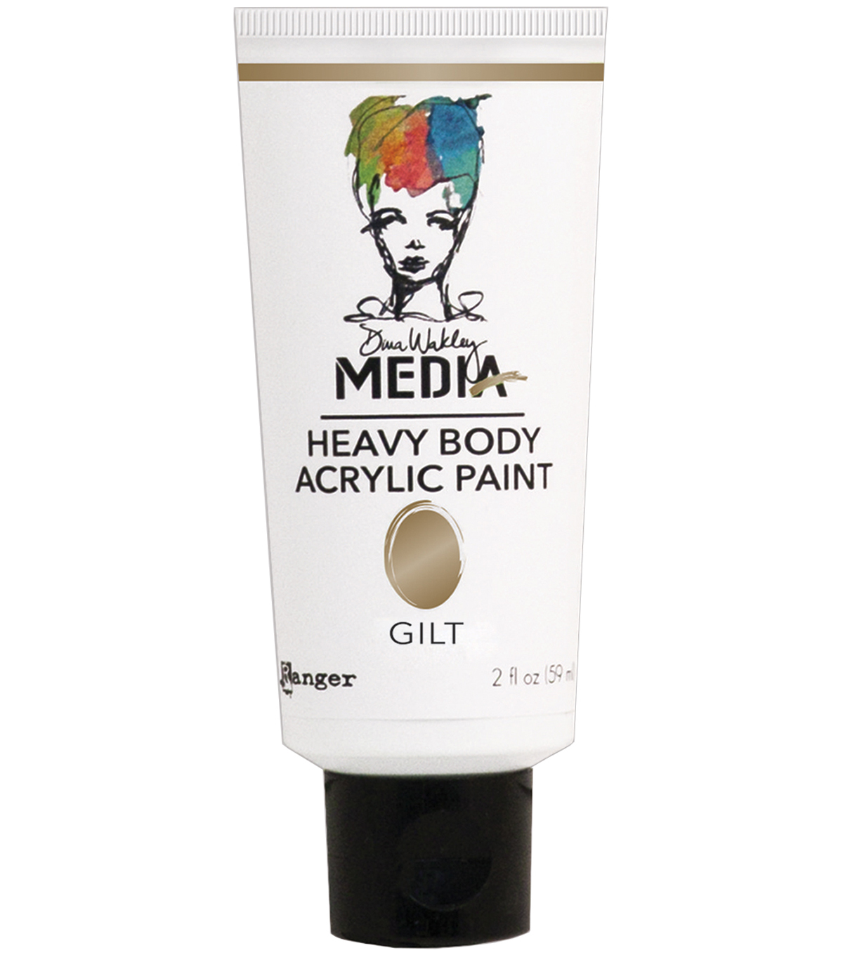 Dina Wakley Media Heavy Body Acyrlic Paints