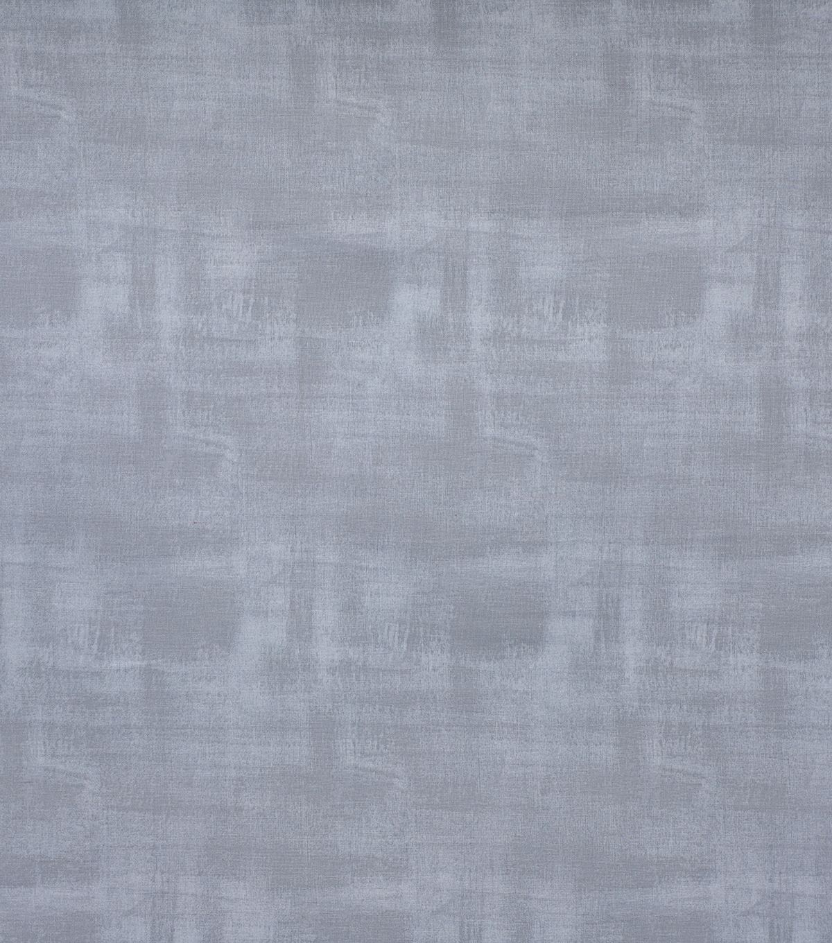 Wide Cotton Fabric-Gray Brush Strokes