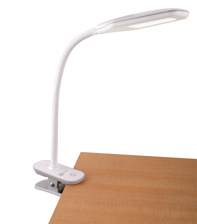 Ottlite led flexible clip desk lamp white joann ottlite led flexible clip desk lamp white aloadofball Choice Image