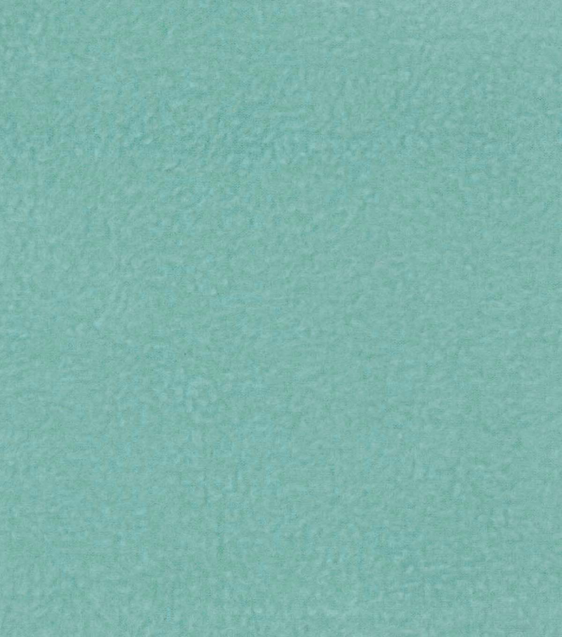 Anti-Pill Fleece Fabric -Solids, Blue Radiance