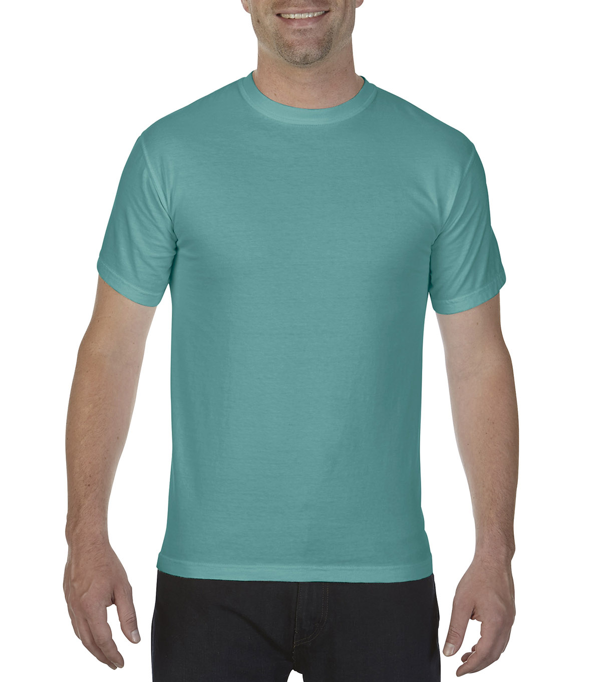 Adult Comfort Colors T-shirt-Medium, Seafoam