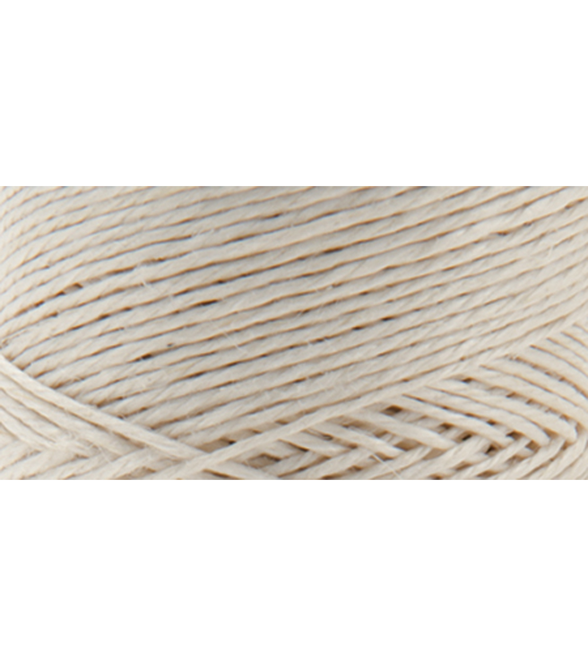 Hemptique #10 205\u0027 Hemp Cord Spool-White