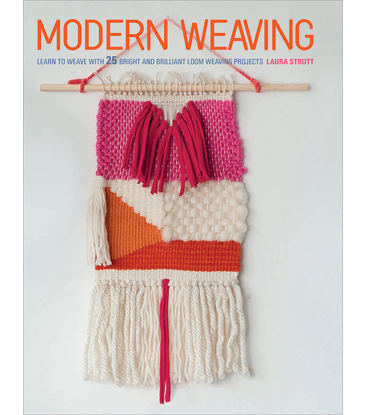 Modern Weaving Book