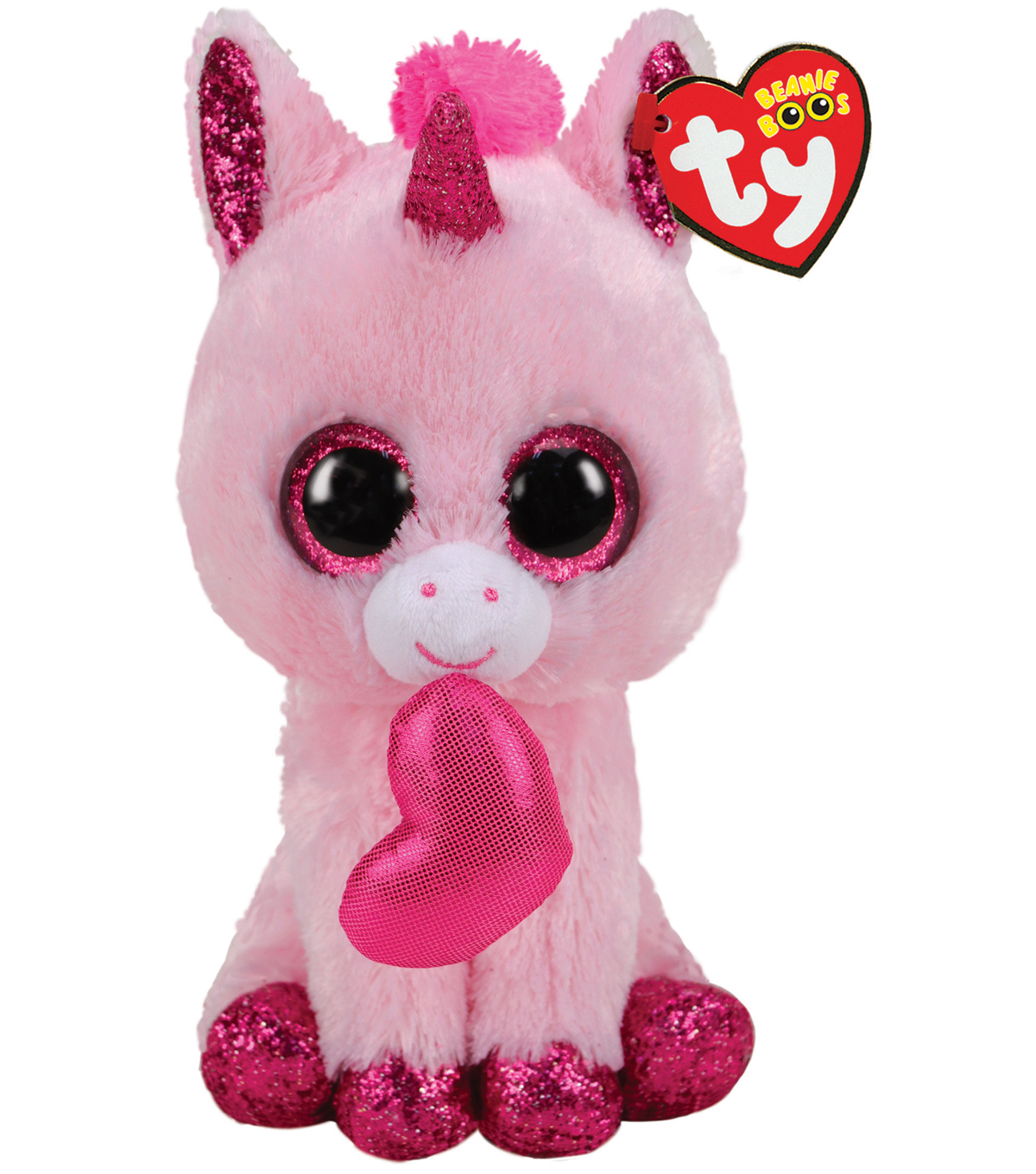 Beanie Babies Value List With Pictures 2020.Ty Beanie Boo Unicorn Valentine