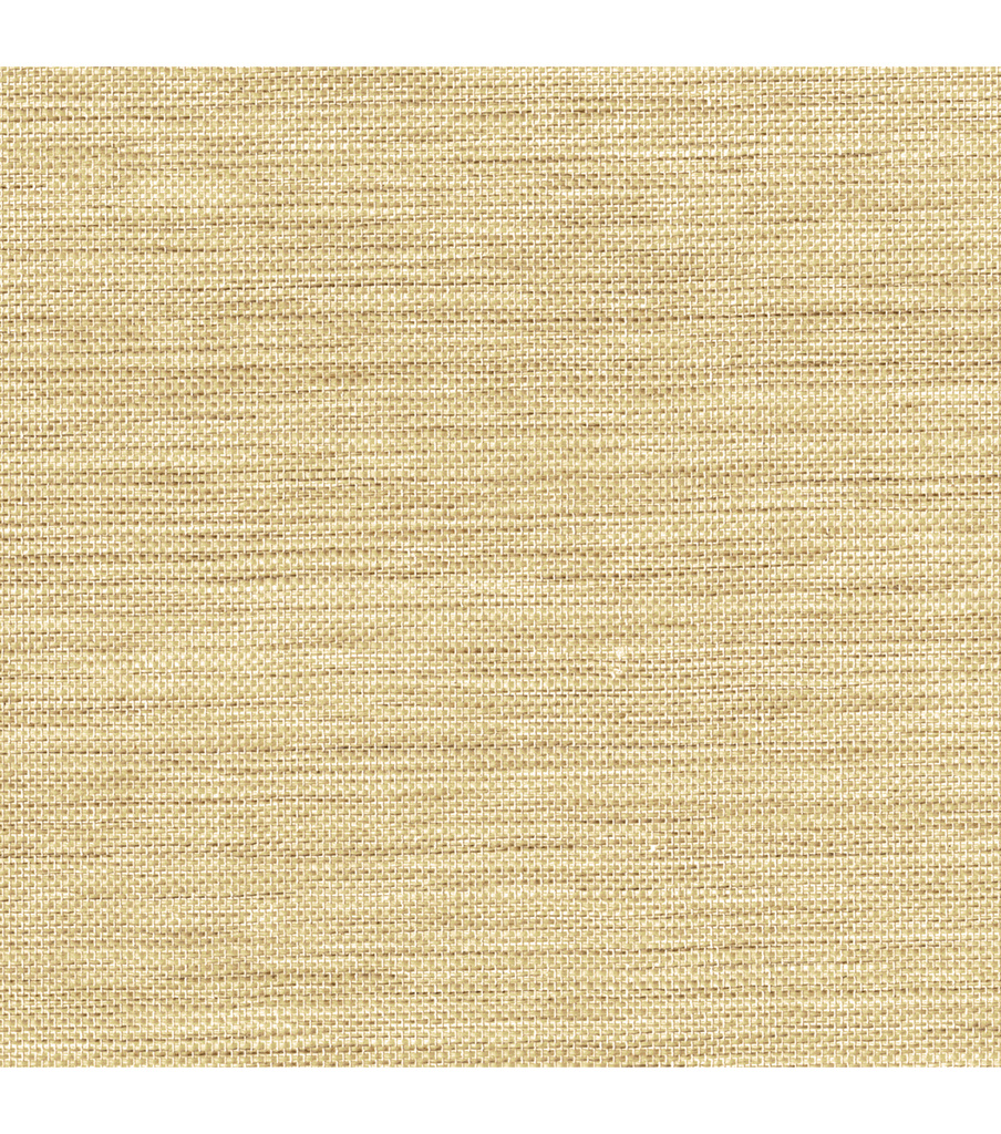 Li Ming Beige Grasscloth Wallpaper