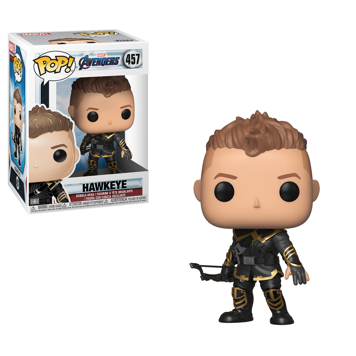 Pop Marvel Infinity War 2 Ronin with Chase