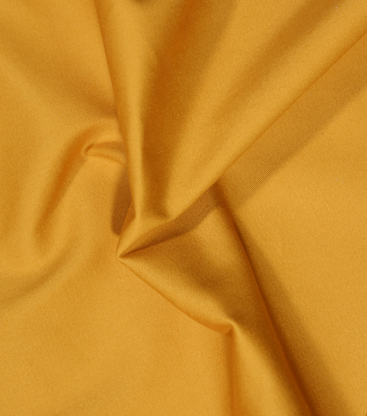 Sportswear Stretch Twill Fabric 57\u0022-Sunflower