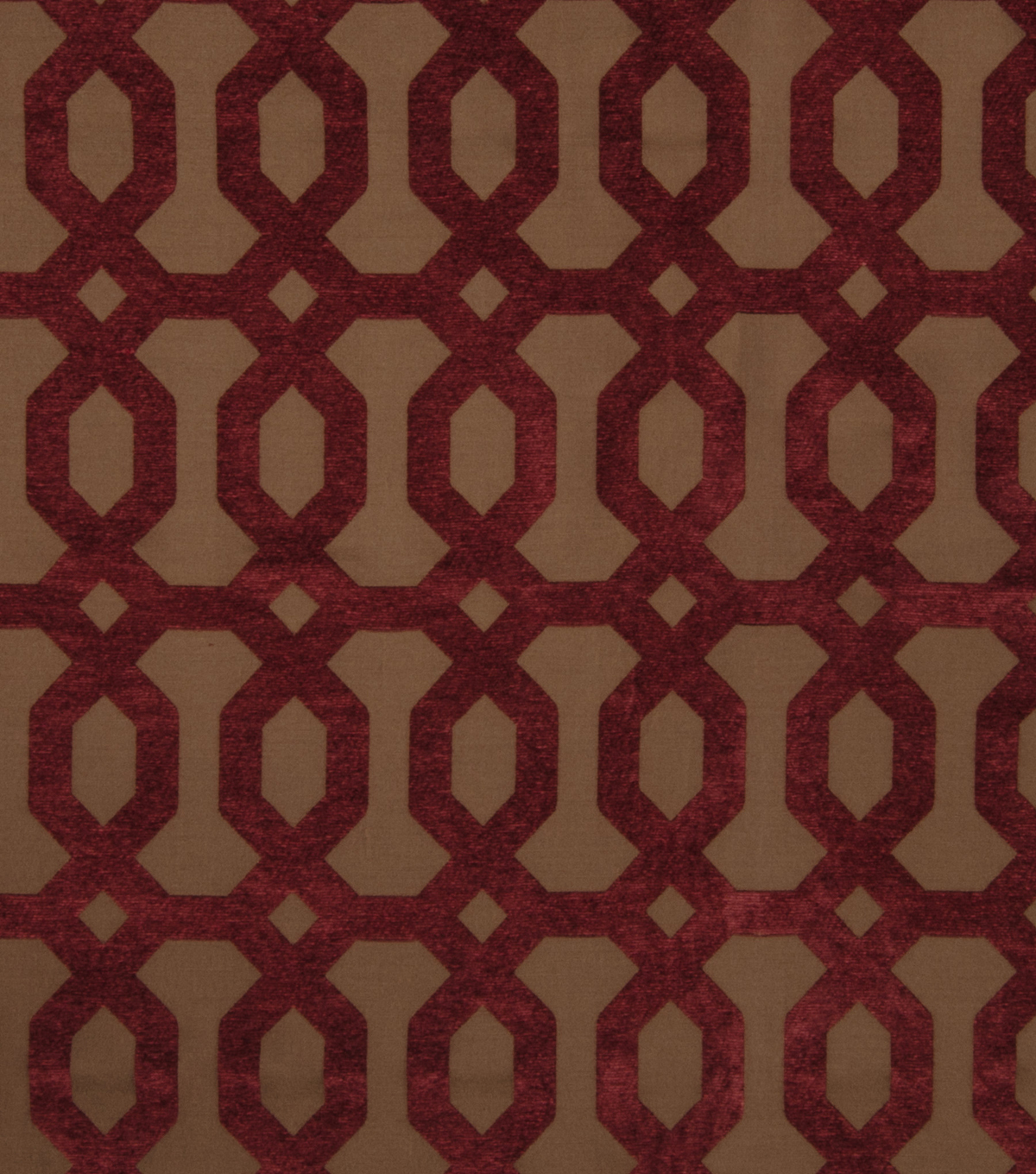 Home Decor 8\u0022x8\u0022 Fabric Swatch-Jaclyn Smith Formal  Berry