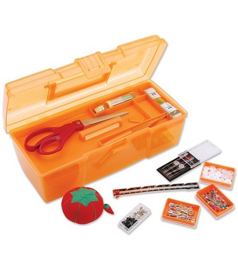 Deluxe Sew \u0027n Go Sewing Kit