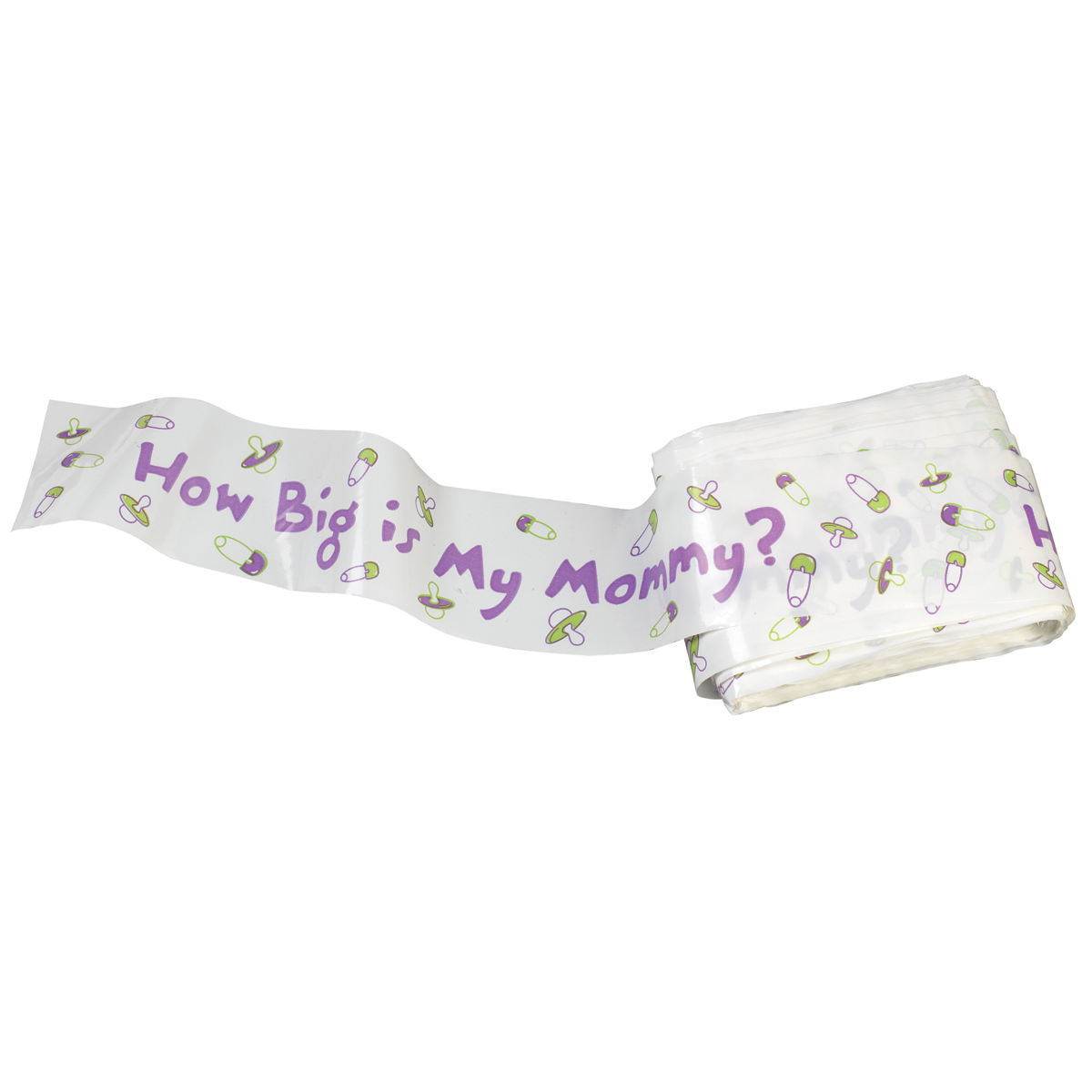 Party Game-Baby Shower Tummy Belt