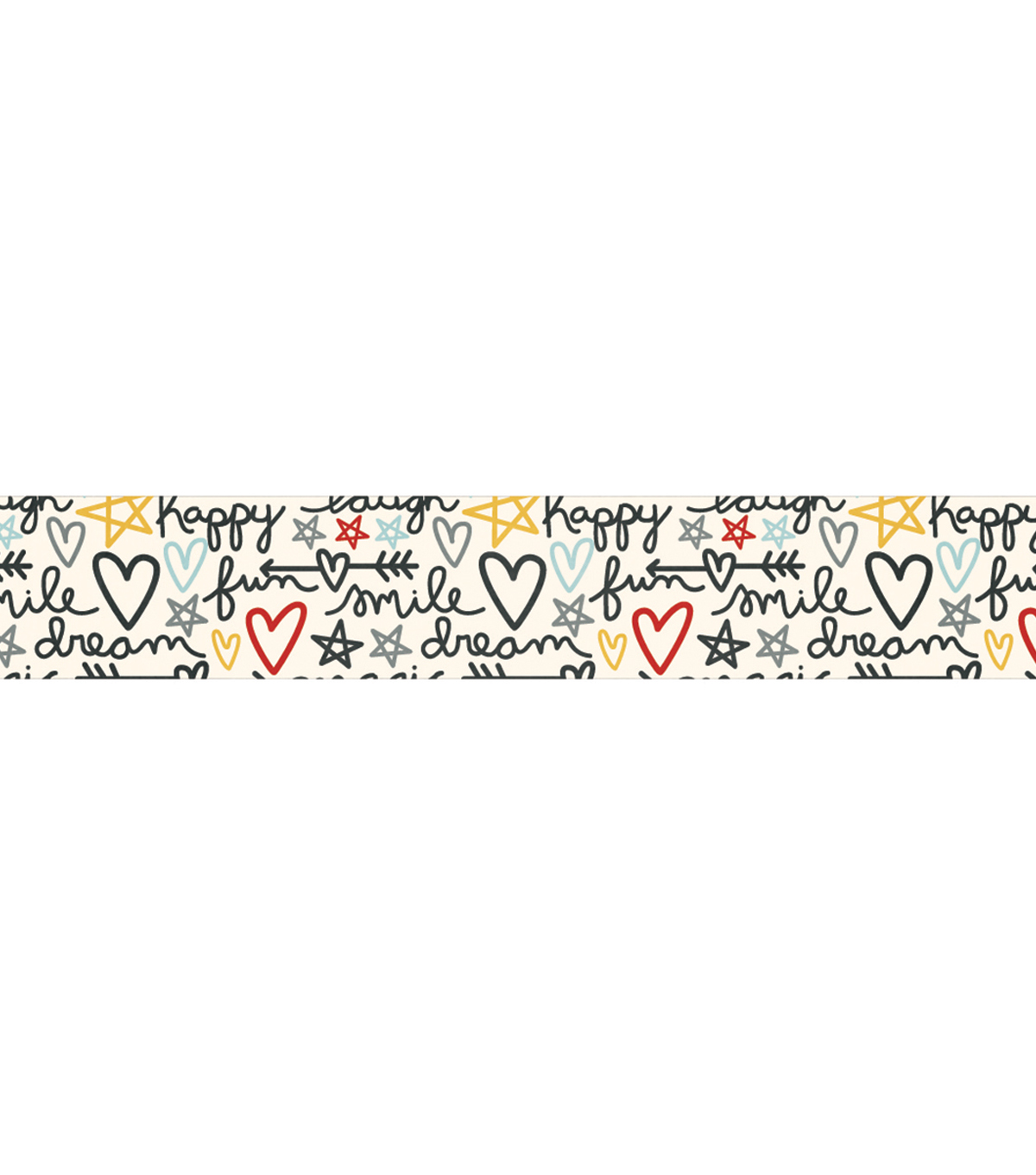 Say Cheese III Washi Tape 15mm X30\u0027-100% Fun