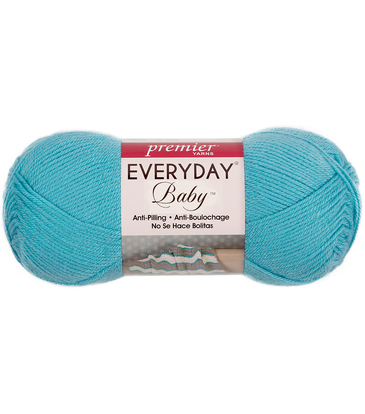 Premier Yarns Everyday Baby Yarn, Turquoise