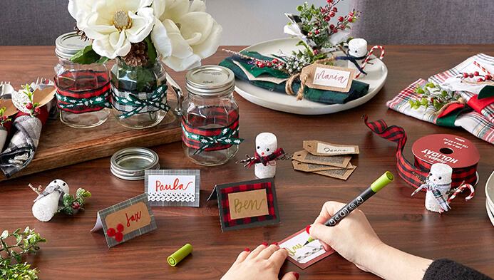 Handmade Happy Hour - Holiday Party Supplies & Decor, , hi-res