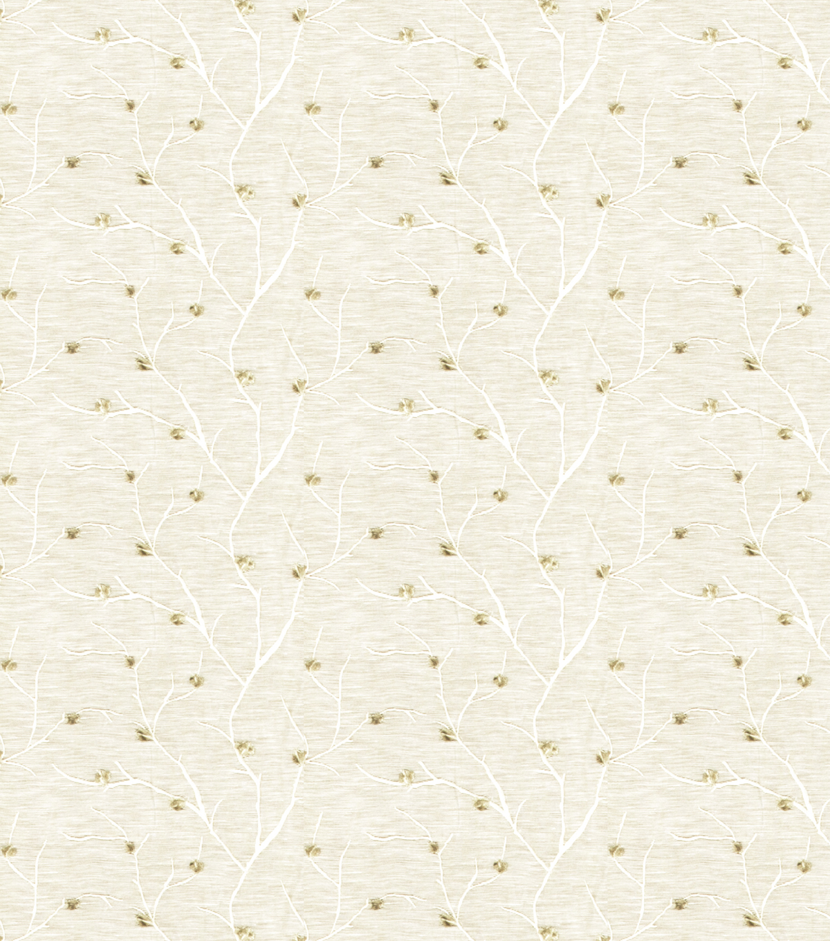 Home Decor 8x8 Fabric Swatch-Eaton Square Remedy Ivory