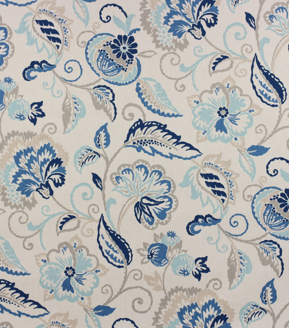 Home Essentials Lightweight Decor Fabric 45\u0027\u0027-Ambience Coastal