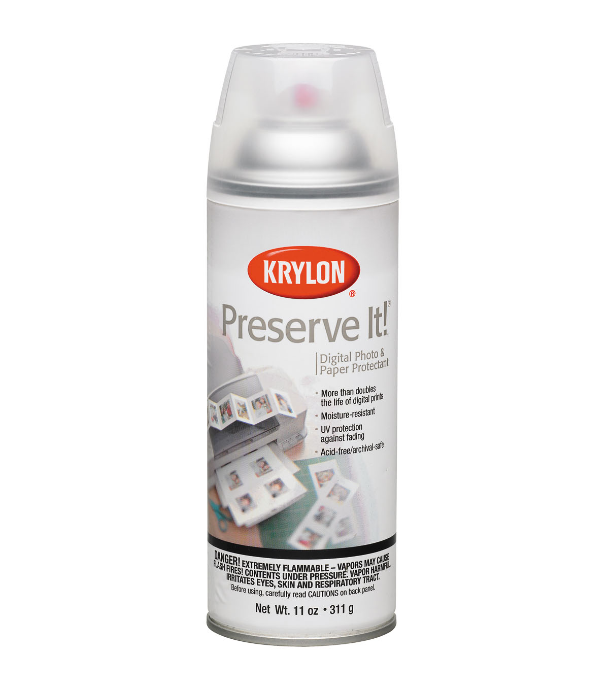 Preserve It Digital Photo And Paper Protectant Spr