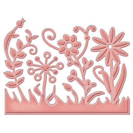 Spellbinders Shapeabilities Die D-Lites-Flower Burst