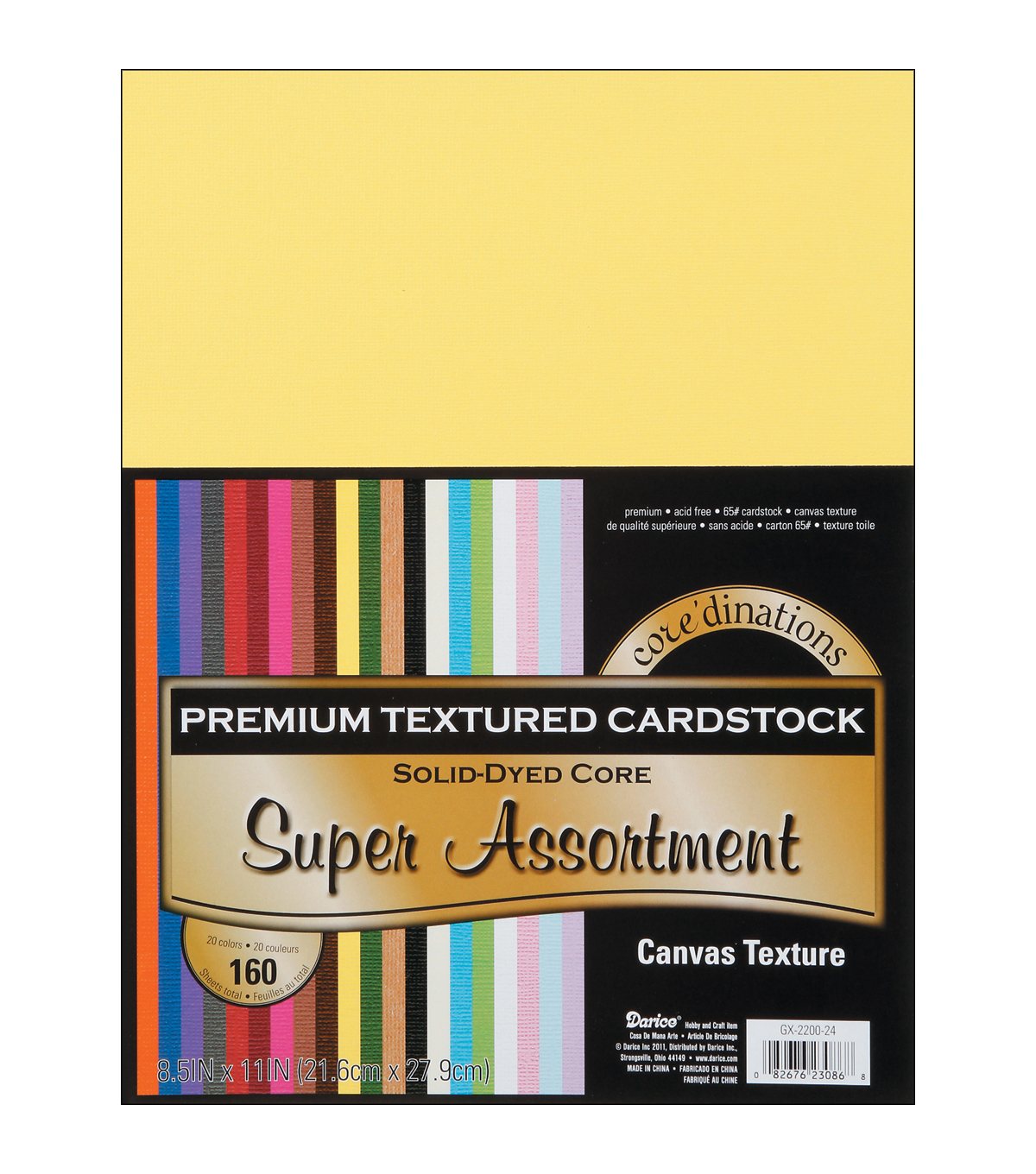 Vp Super Asst 8 X 11 Tx