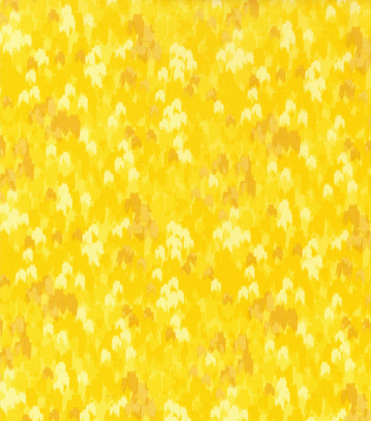 Keepsake Calico Cotton Fabric -Multi Yellow Abstract Blender