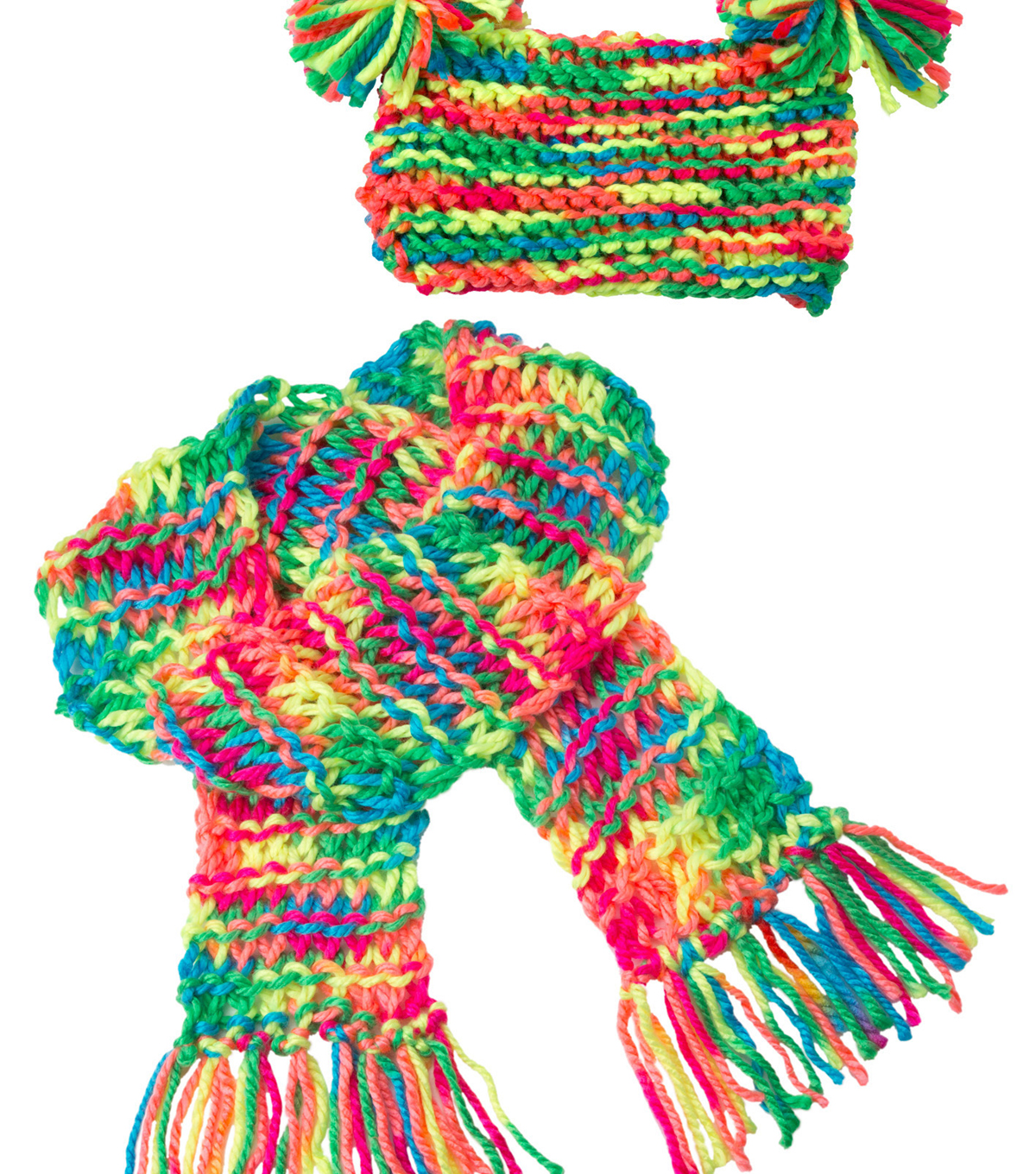 Alex Toys Knit & Wear Kit