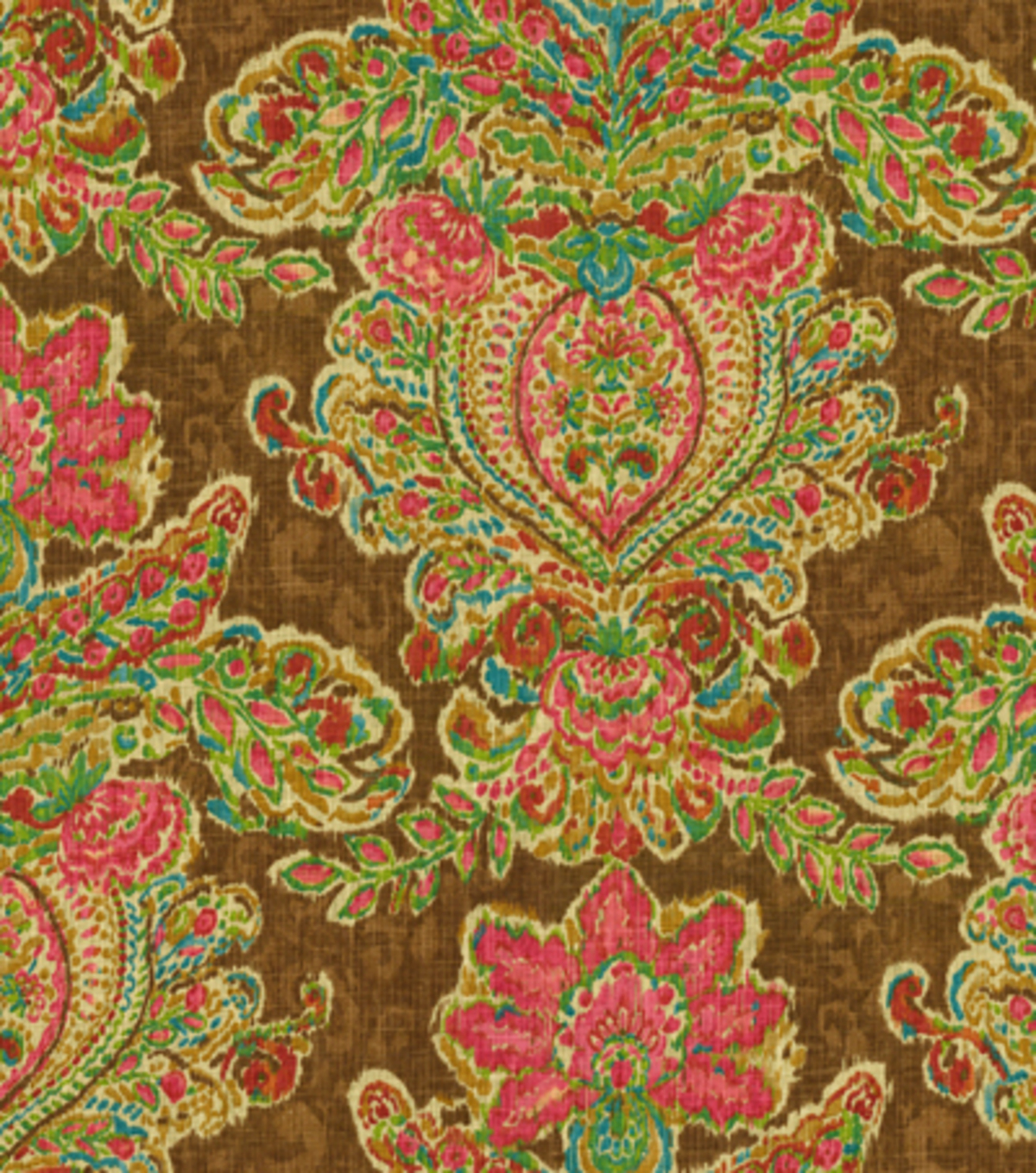 Home Decor 8\u0022x8\u0022 Fabric Swatch-Dena Crystal Vision Gypsy