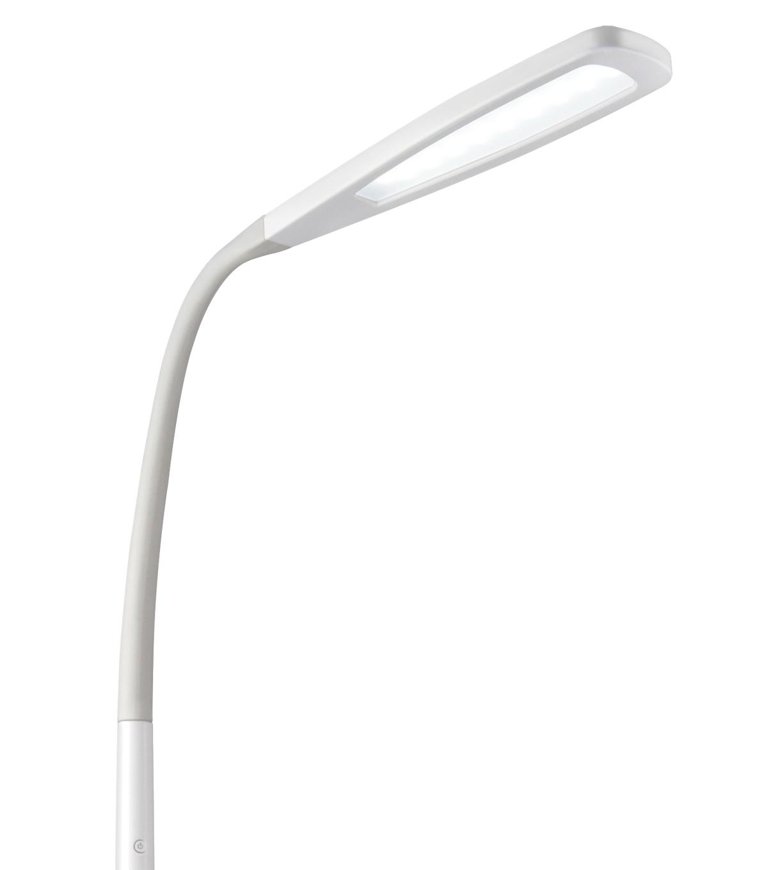 Ottlite Natural Daylight Led Flex Floor Lamp White