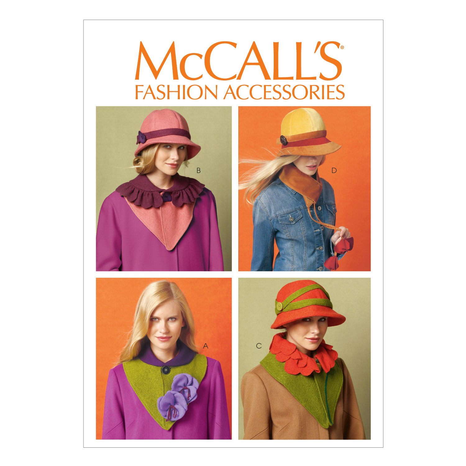 Mccall Pattern M6852 All Sizes -Mccall Pattern