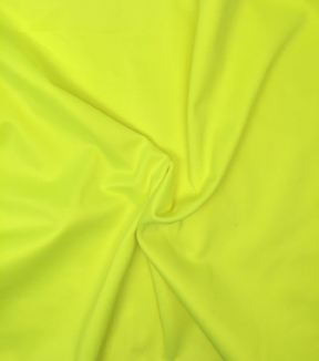 Utility Fabric Safety Fabric Yellow