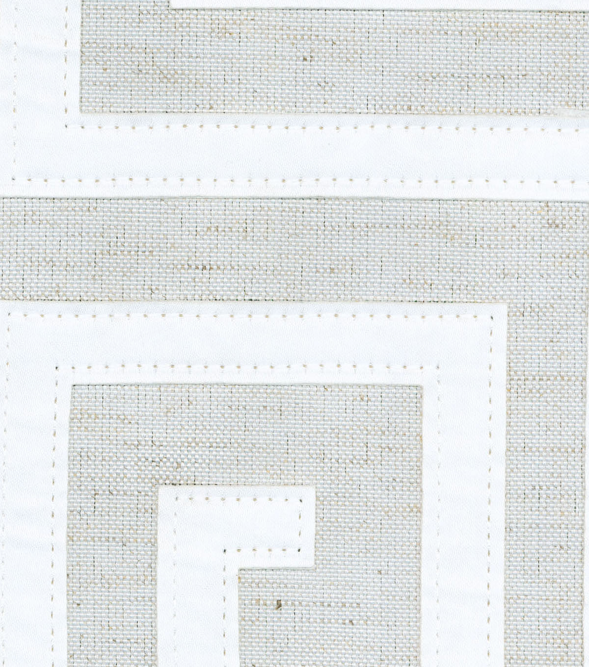 PKL Studio Multi-Purpose Fabric-Key Applique Ivory