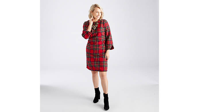 Sew With Plaid
