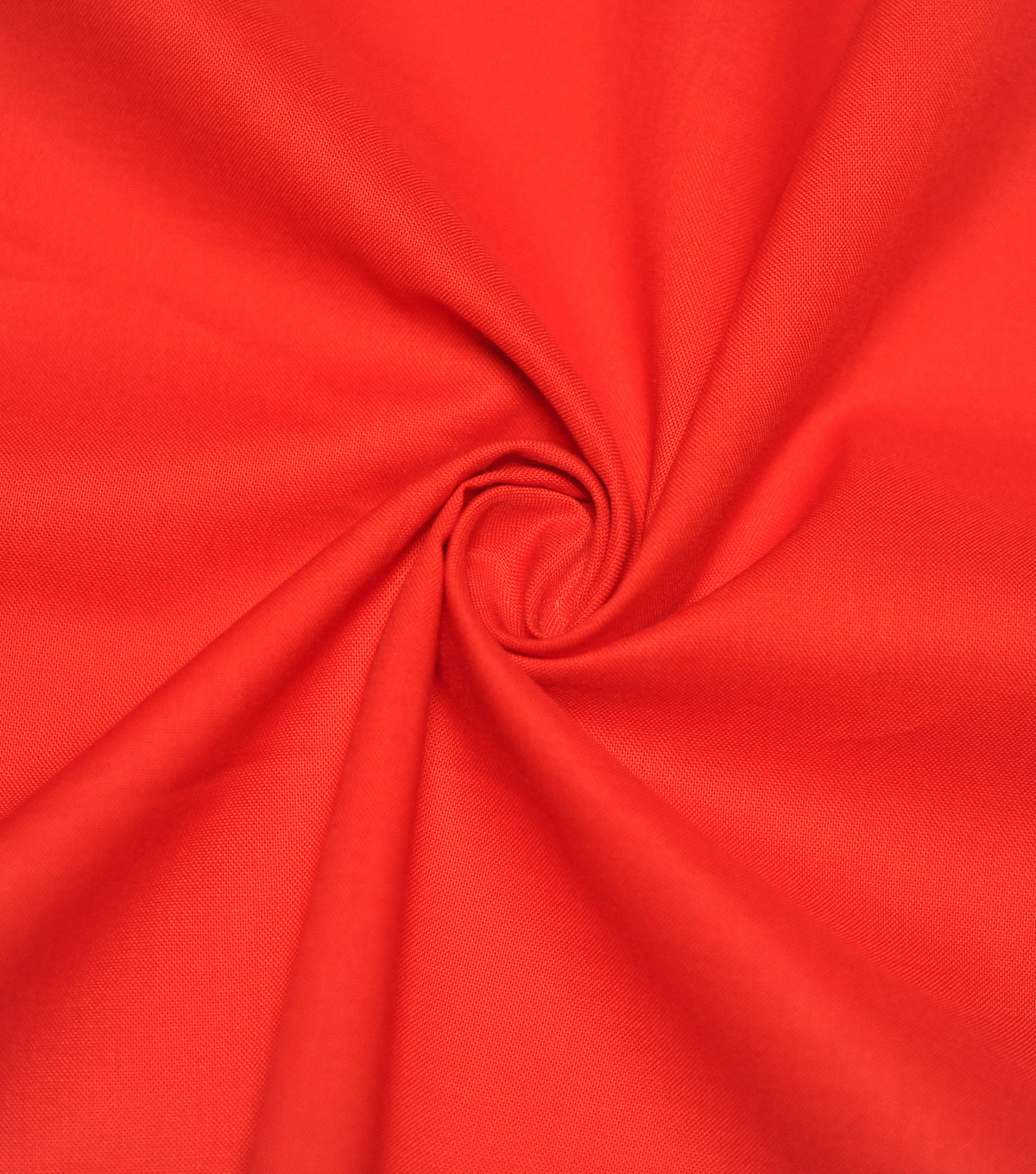 Premium Cotton Fabric 44\u0027\u0027-Poppy Red