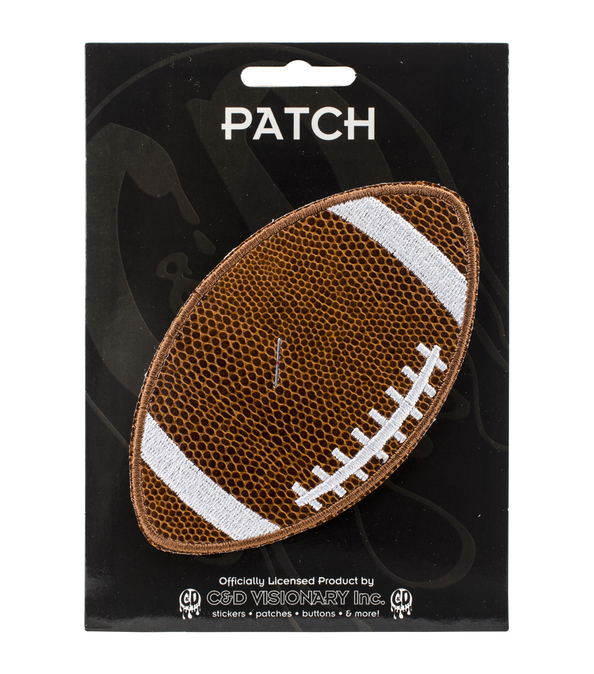Patch-Football