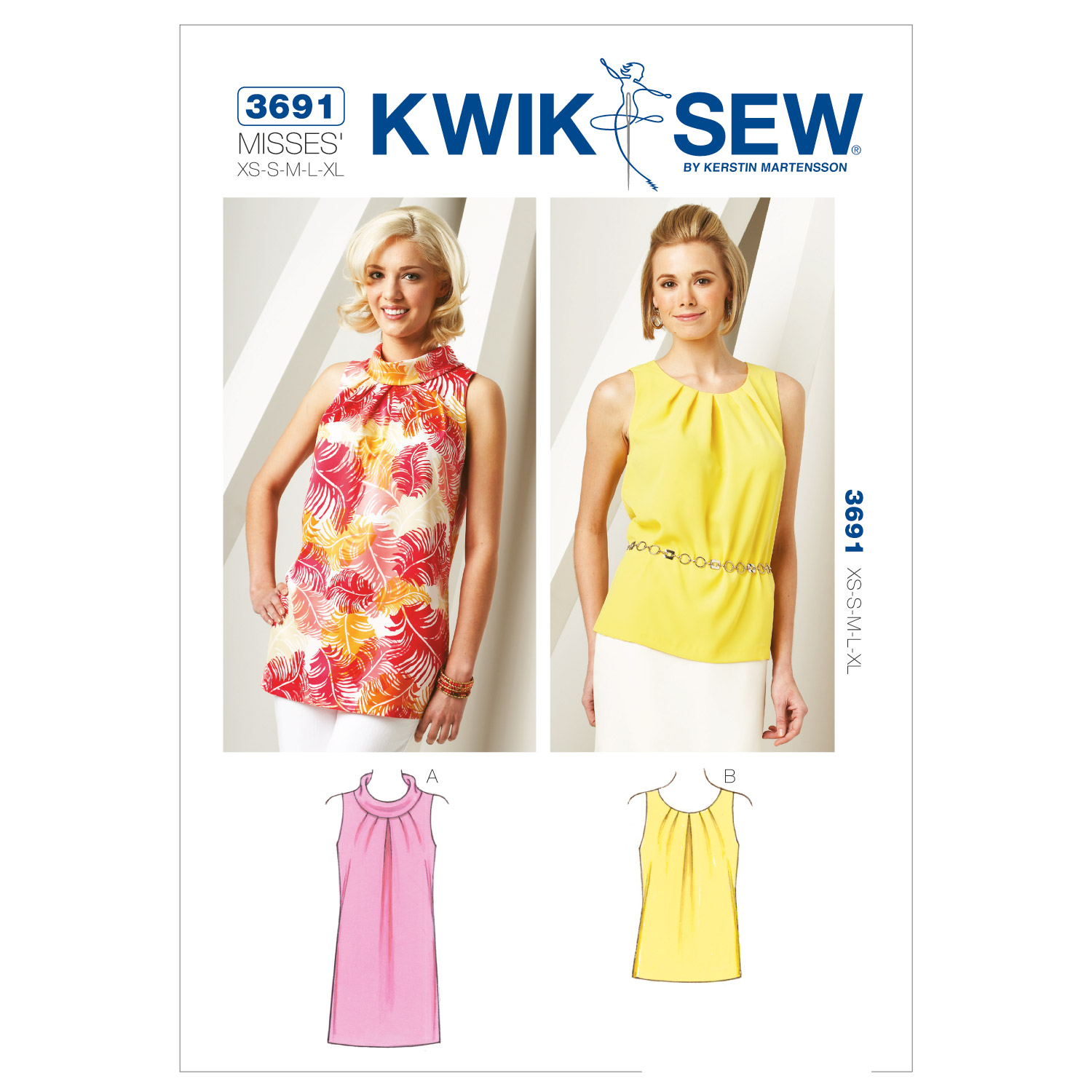 Kwik Sew Misses Top-K3691