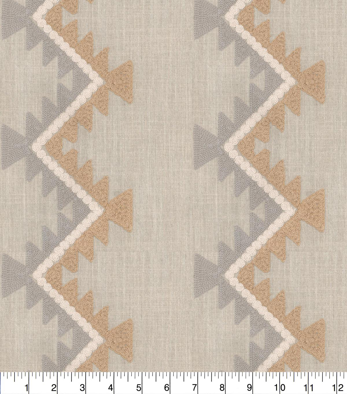 Genevieve Gorder Multi-Purpose Decor Fabric 54\u0027\u0027-Dusk Tulum