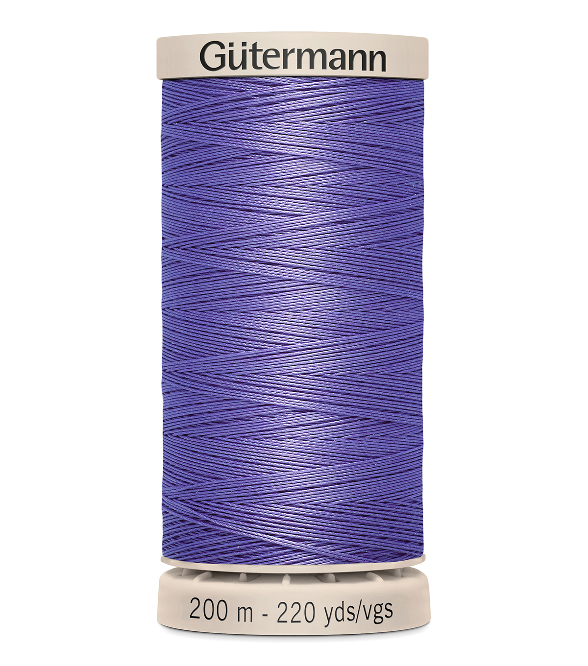 Gutermann Hand Quilting Thread 200 Meters (220 Yrds)-Primary, Parma Violet #4434