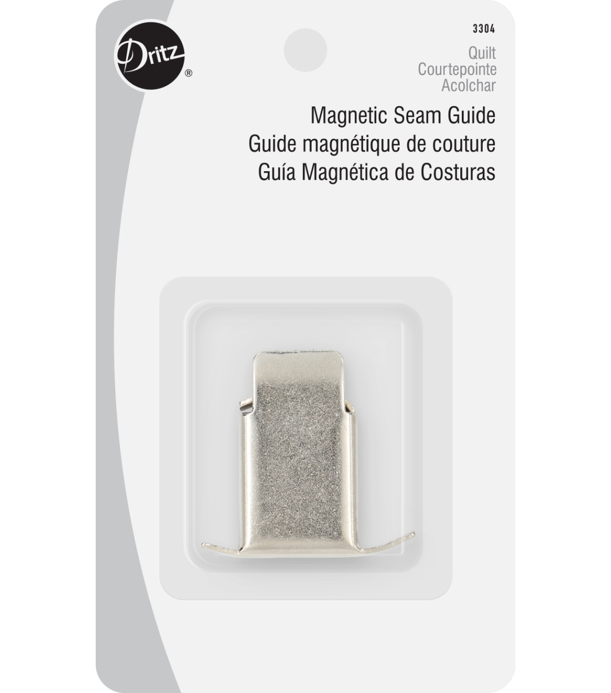 Dritz Quilting Magnetic Quilter\u0027s Seam Guide