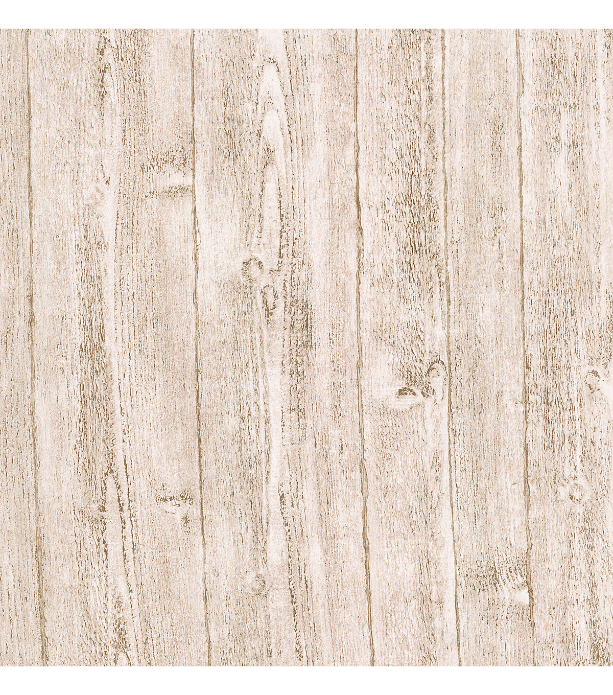 Ardennes Light Grey Wood Panel Wallpaper Sample