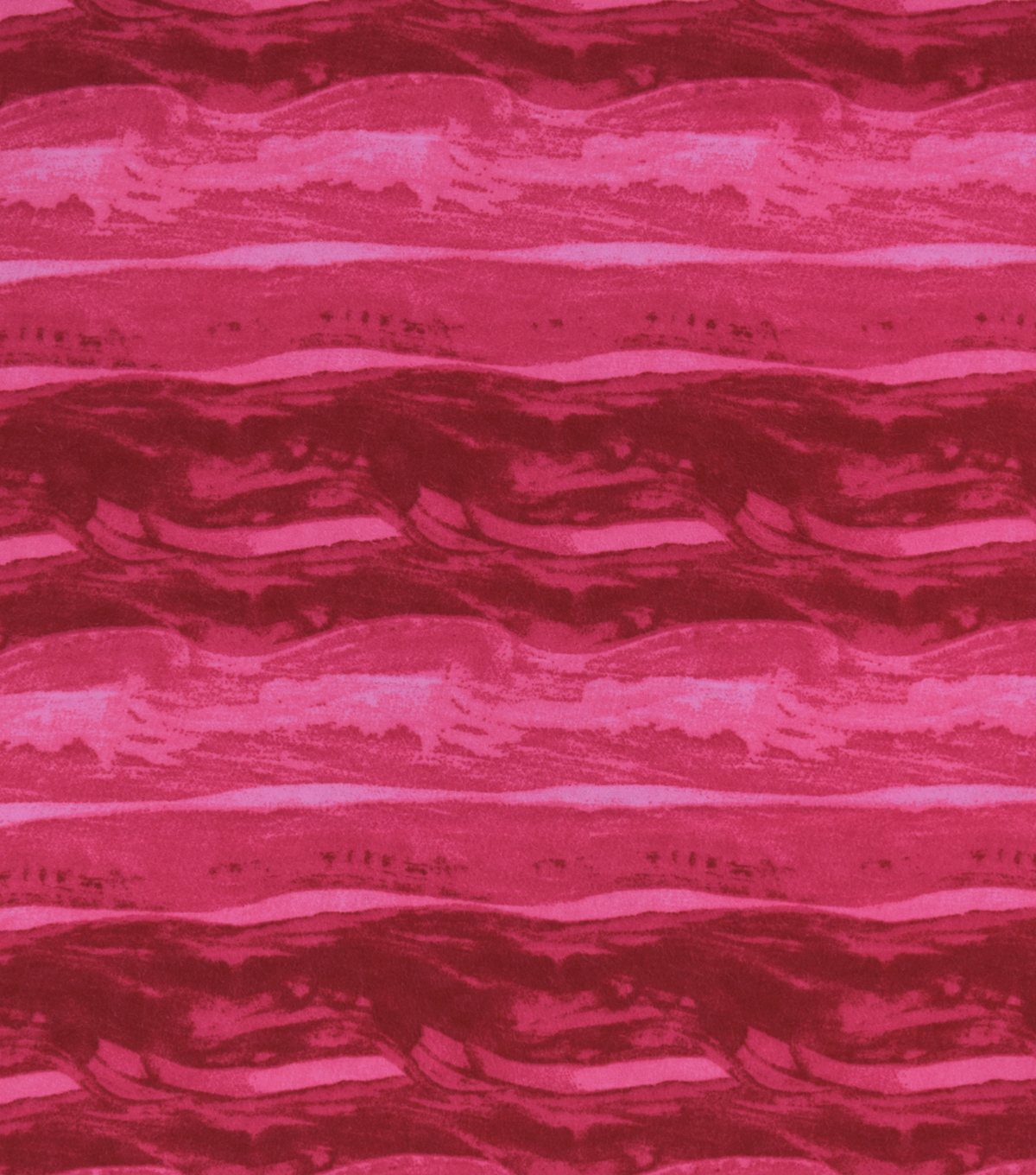 Snuggle Flannel Fabric-Hot Pink Marble Tie Dye