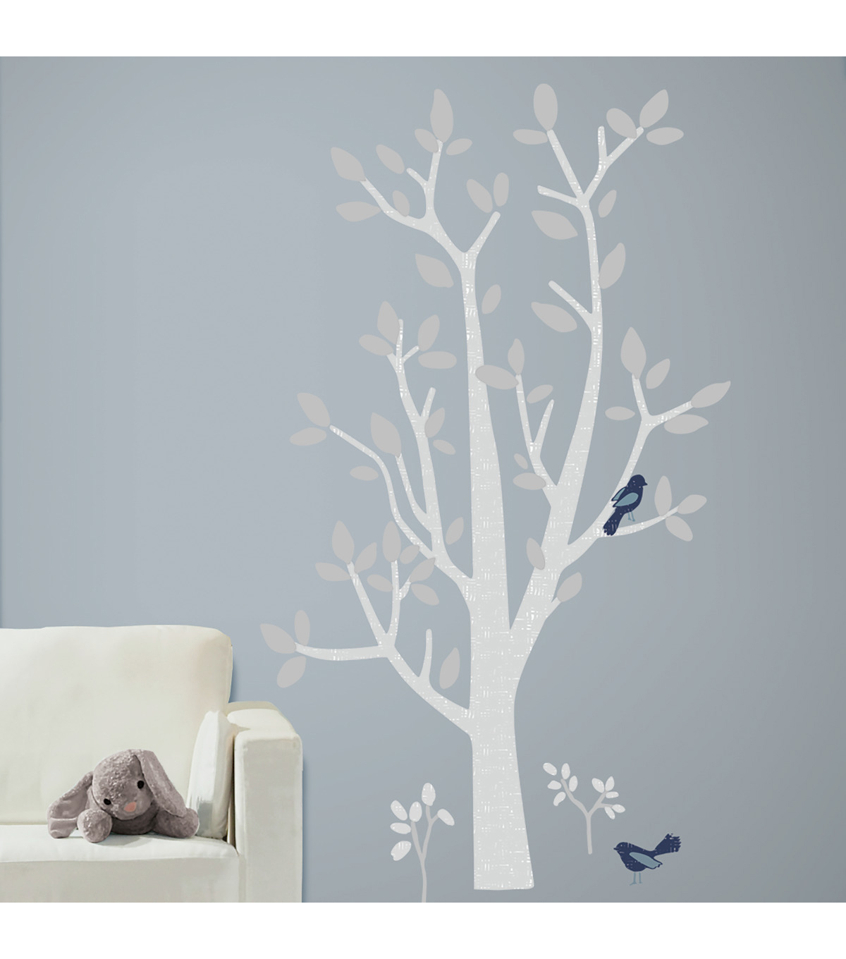 York Wallcoverings Wall Decals-Patina vie Woodland Tree
