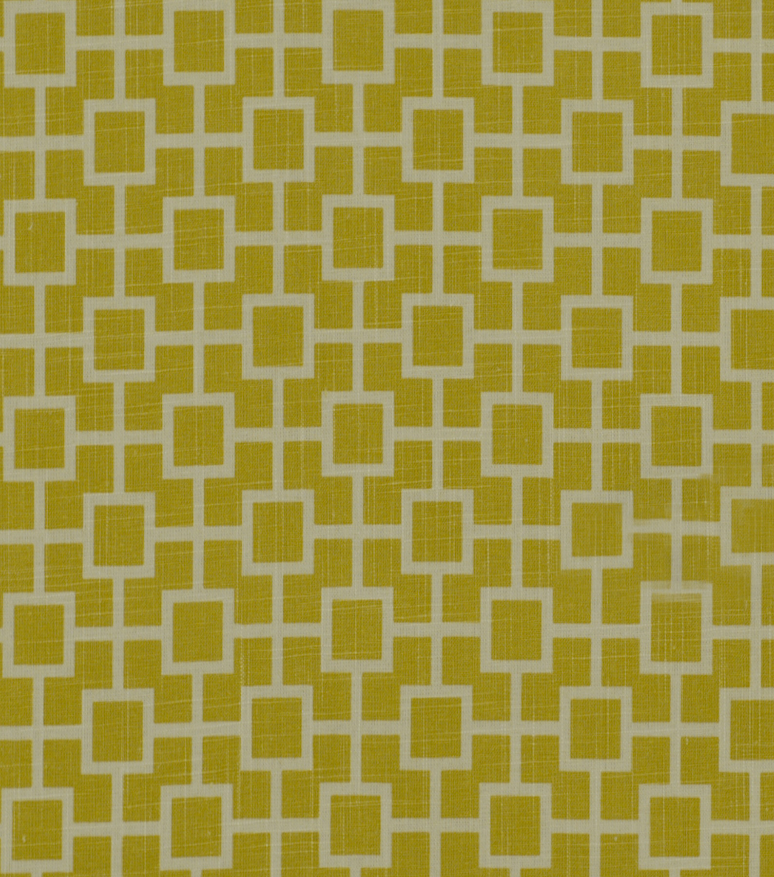 Home Decor 8\u0022x8\u0022 Fabric Swatch-Print Fabric Robert Allen Cats Cradle Sunshine
