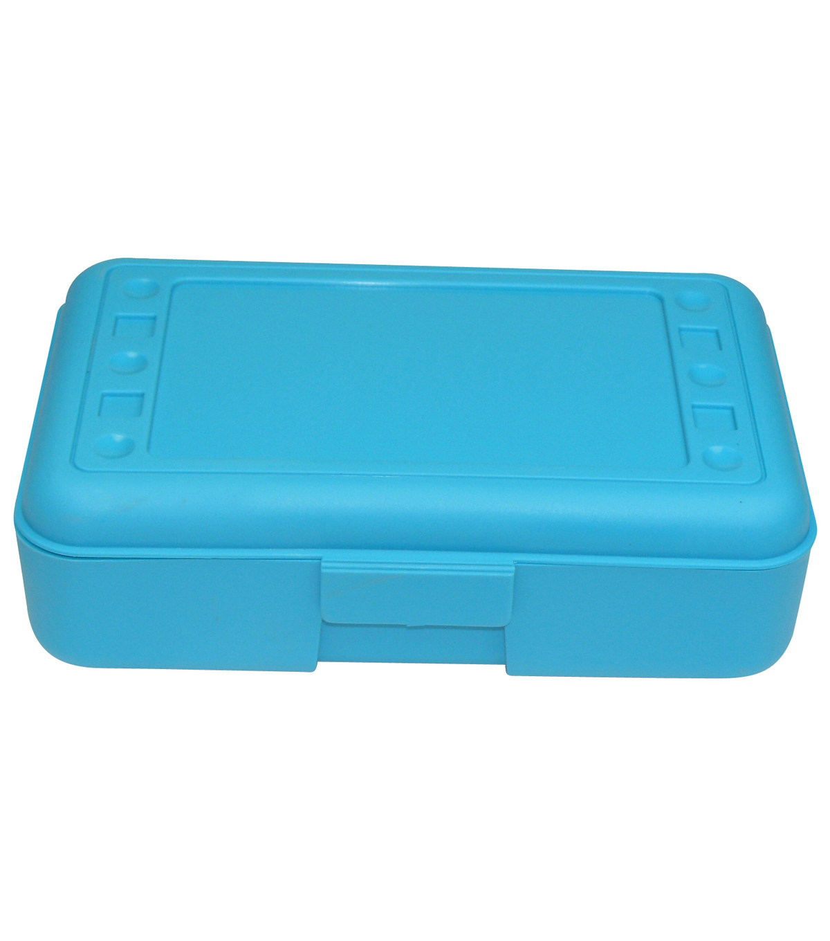 Romanoff Products Pencil Box, Pack of 12, Turquoise