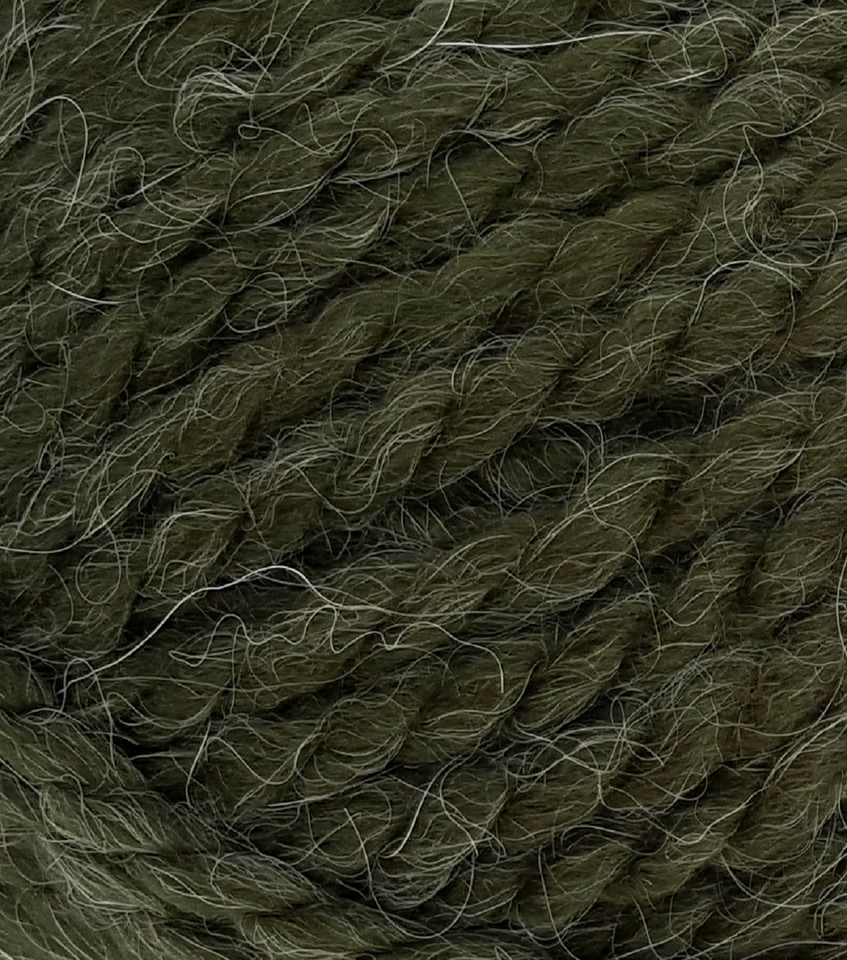 Buttercream Luxe Craft Alpaca Solids Yarn, Green