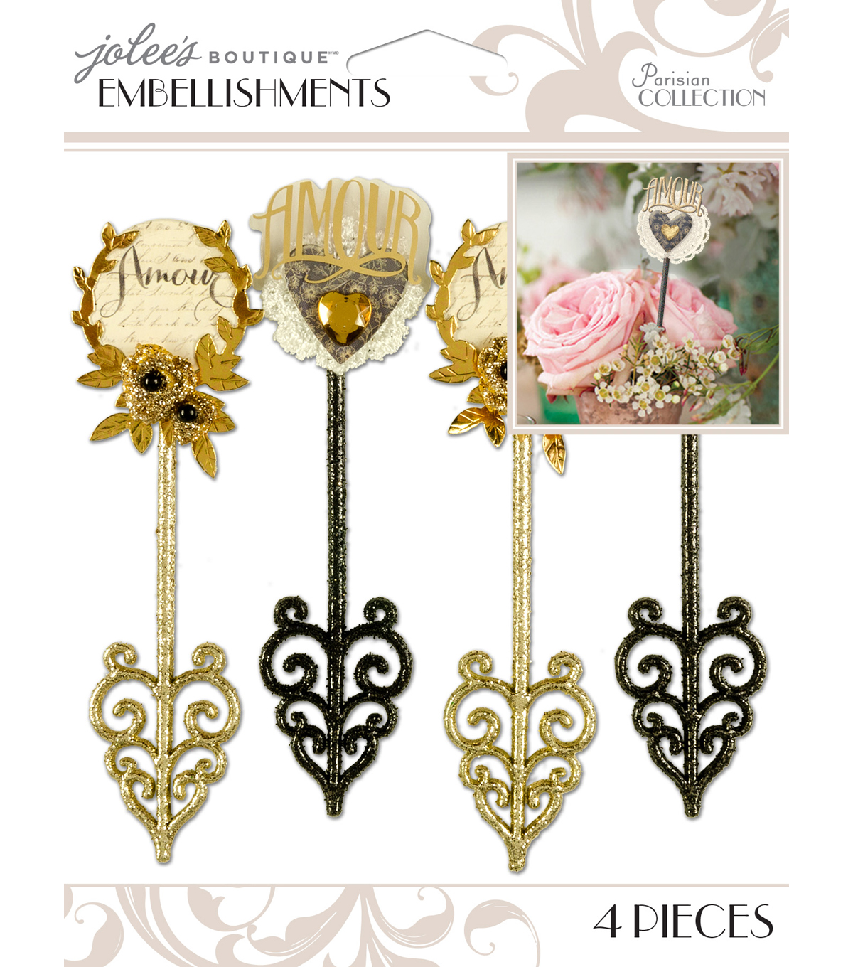 Jolee\u0027s Boutique Parisian Amour Picks
