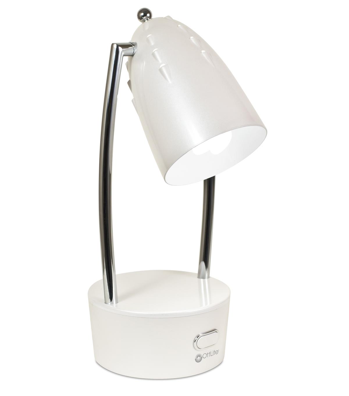 Ottlite Lighting Pivoting Dome Lamp