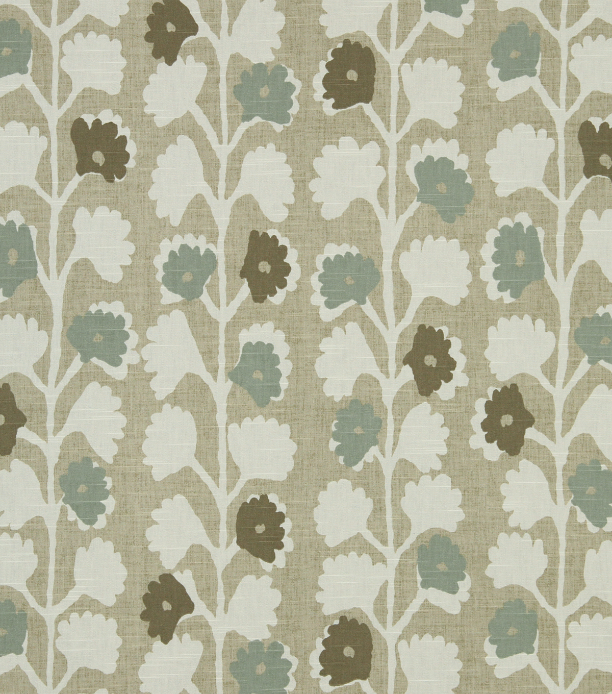 Home Decor 8\u0022x8\u0022 Fabric Swatch-Robert Allen Surreal Vines Twine